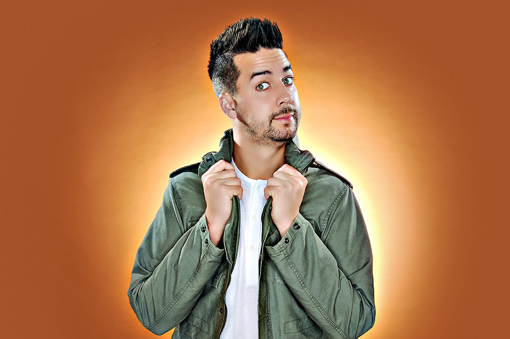 Comedian John Crist will perform at Southern Wesleyan University