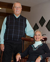 Raymond and Mary Ann Phaup
