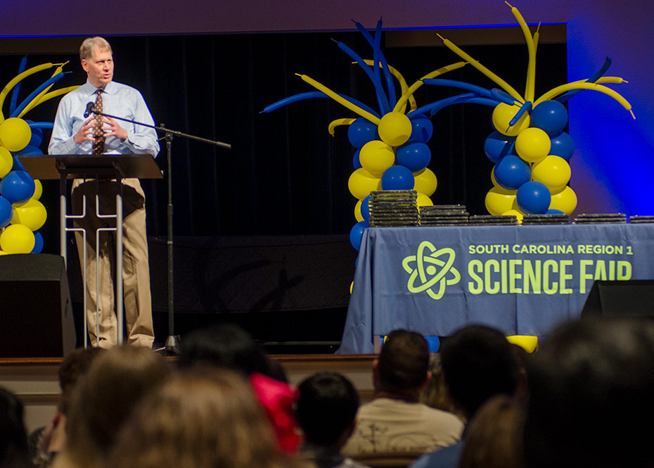 2018 South Carolina Region 1 Science Fair to be March 9 at SWU